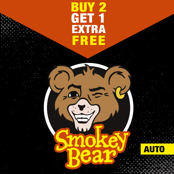 Smokey Bear Auto Freedom Seeds Offer