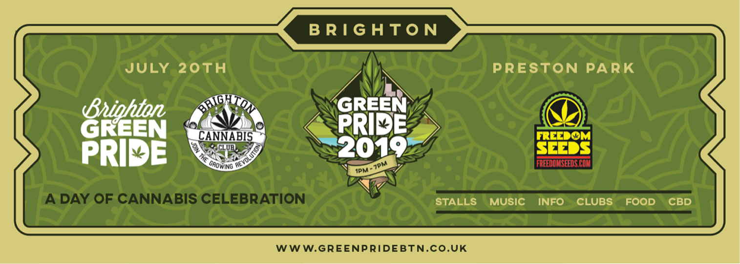 Freedom Seeds Sponsor Green Pride