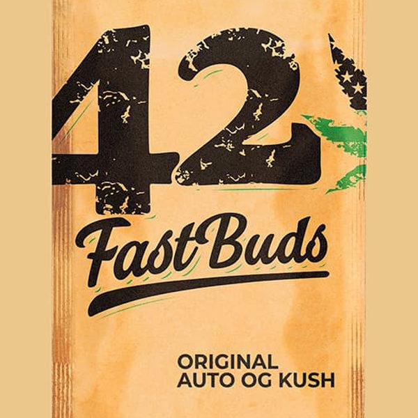 Auto OG Kush - Fast Buds