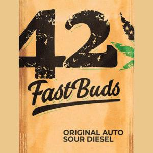 Auto Sour Diesel - Fast Buds